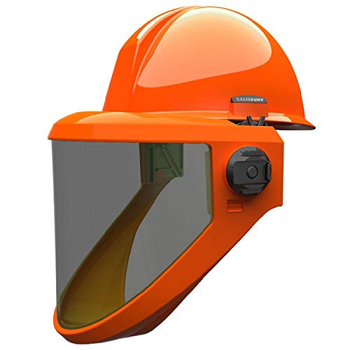 Flash Protection PrismShield 12 cal/cm2 with Hard Hat