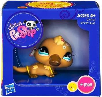 Littlest Pet Shop Exclusive Limited Edition Figure Platypus