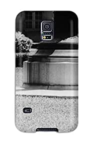 High Quality GWQcwob1019AlSCt Photography Black And White Tpu Case For Galaxy S5 by lolosakes