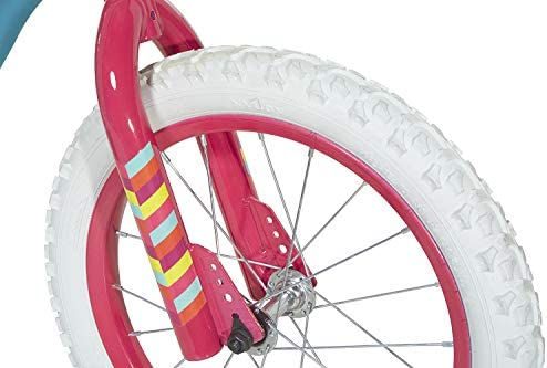Avigo Sweet Surprise Bicicleta de 16 pulgadas, color verde azulado: Amazon.es: Deportes y aire libre