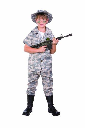 [RG Costumes Digital Hero, Child Large/Size 12-14] (Law Enforcement Child Costume)