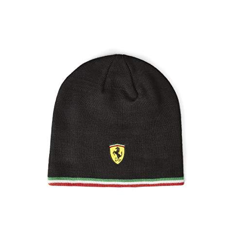 Ferrari Beanie - Scuderia Ferrari Beanie Black