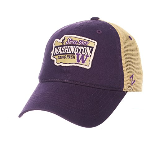 8d07282f284 ZHATS Freeway Relaxed NCAA Cap