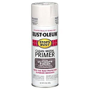 Rust Oleum 7780830 Stops Rust Spray Paint 12 Ounce Flat