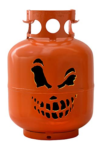 Flame King Jack O Lantern Halloween Steel Converted