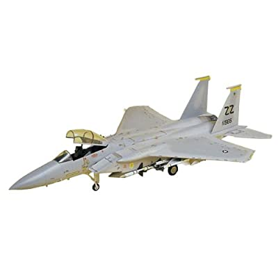 Academy U.S. Air Force F-15C/D Model Kit: Toys & Games