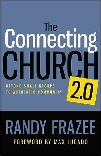 Connecting Church 2.0 (verder dan kringen naar authentieke gemeenschap)