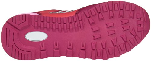MTNG Unisex-Kinder Menta Sneakers Pink (Action Pu Rosa Oscuro / Grille Salmon)