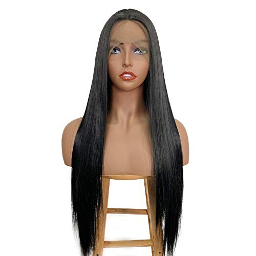 ALICE Straight Synthetic Plucked Hairline product image