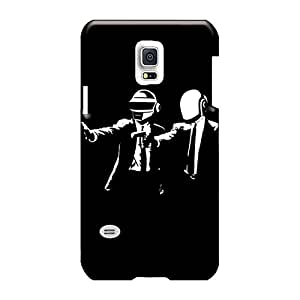 Great Hard Cell-phone Cases For Samsung Galaxy S5 Mini With Unique Design HD Daft Punk Pulpfiction Series MarcClements