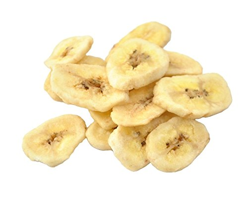 Anna and Sarah Unsweetened Banana Chips in Resealable Bag, 2 Lbs ()