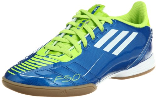 adidas F10 IN Junior azul