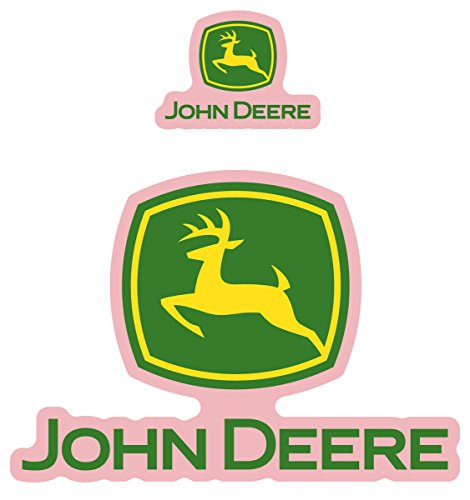 Chroma 8711 John Deere Pink Stick-Onz Decal