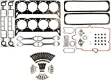 Mahle Original Cylinder Head Gasket Set & NEW Bolts compatible with Chevy 1996-2002 Chevrolet & GMC 5.7 5.7L 350 VORTEC's