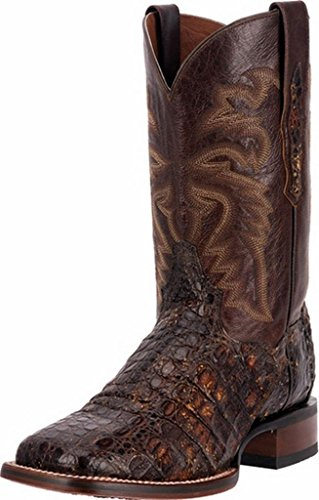 (Dan Post Men's Alamosa Western Boot (10 D(M) US) Cognac Brown)