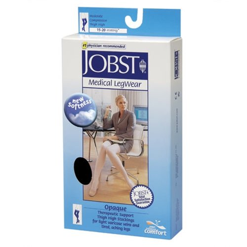 BSN Medical 115554 JOBST Compression Hose, Thigh High, 15...