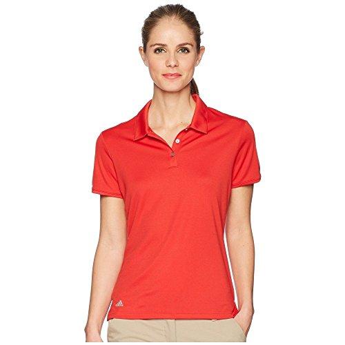 (アディダス) adidas Golf レディース ゴルフ トップス Performance Short Sleeve Polo [並行輸入品]