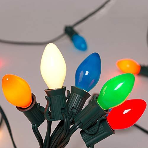 old christmas lights - 1
