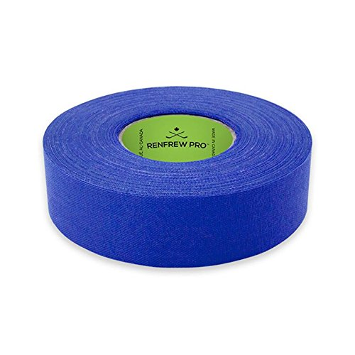 Smarthockey Black Cloth Hockey Blade Tape 20 yards long 6 rolls black cloth tape for stick blades and knobs 1 inch wide