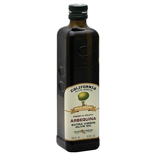 Oil Olive Case (California Olive Ranch Arbequina Extra Virgin Olive Oil, 16.9 Ounce - 6 per case.)