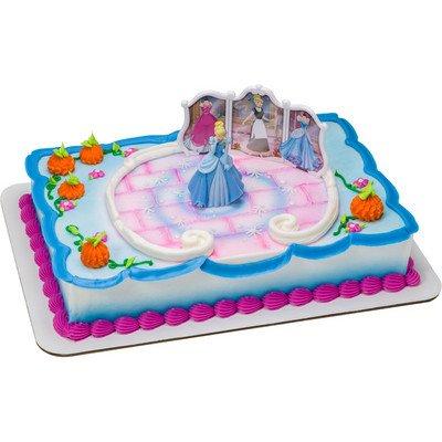 Cinderella Transforms Birthday Cake Kit (Cinderalla Dress)