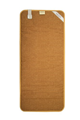Shield Life TheraMat Mini Far Infrared (FIR) Heaint Pad with Negative Ions and Heat and Electric Field Shielding Technology (63