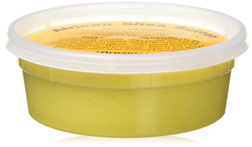 African Shea Butter Cream (100% Pure & Raw, Gold) (8 oz FOUR - Lakeside In Mall Stores