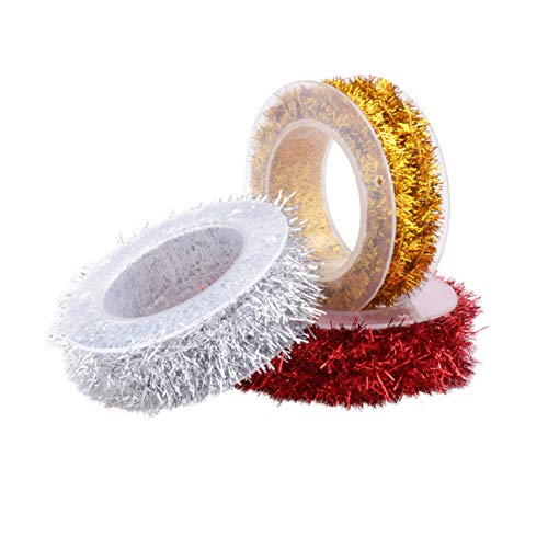 Tinsel Garland Party Ornaments Wedding Birthday Valentine's Day Decorations