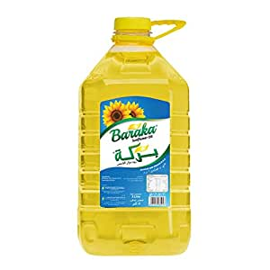 Baraka Sunflower Oil 5 Litre