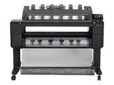 """HP DesignJet T1500 ePrinter - 36"""" large-format printer - color"""