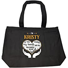 Kristy Should See My Heart Cool Gift - Tote Bag With Zip
