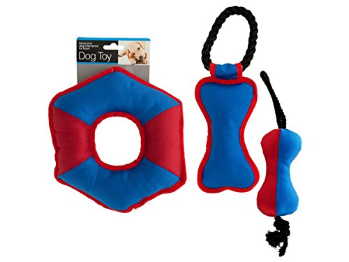 Bulk Buys OD927-12 Nylon Dog Chew Toy