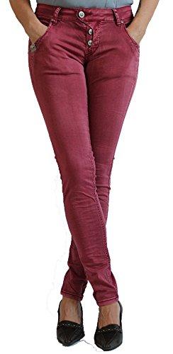 Jeans Vivo Rosso Blue Monkey Donna xXg1UnUT