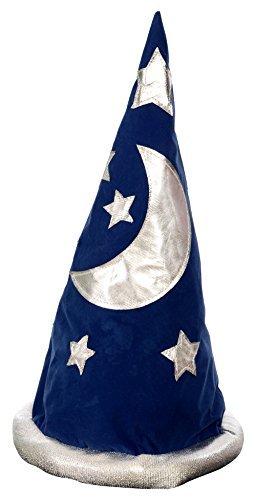 Kangaroo Adult Child Wizard Hat Merlin Hat; One (Adult Wizard)