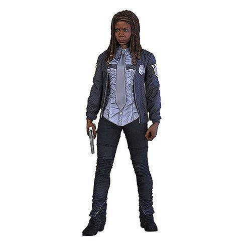 The Walking Dead TV Series 9 Constable Michonne Action Figure