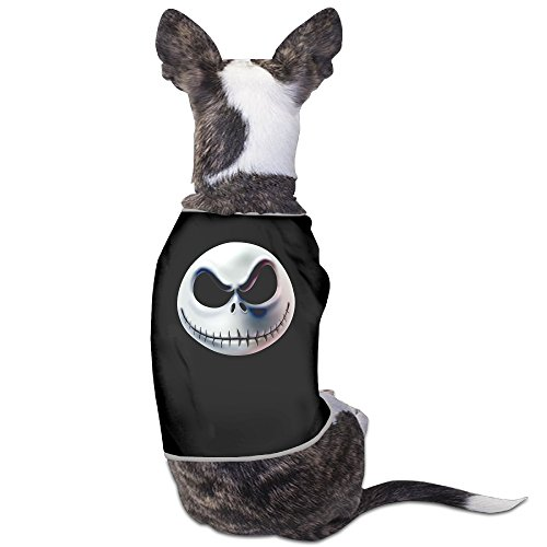 Nightmare Before Christmas Costumes For Dogs (Nightmare Before Christmas Halloween Emoji Cute Dog Clothes Pet Shirt Cat Coat)