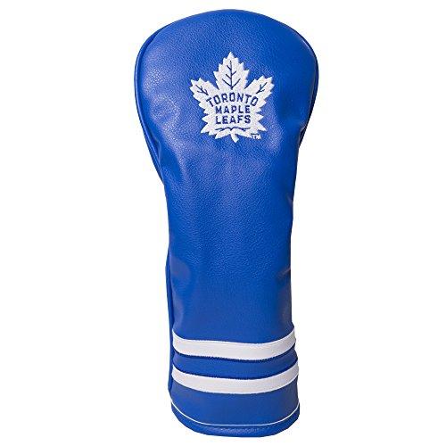 TEAM GOLF NHL Toronto Maple Leafs Vintage Fairway Golf Club Headcover, Form Fitting Design, Retro Design & Superb Embroidery (Best Hockey Store In Toronto)