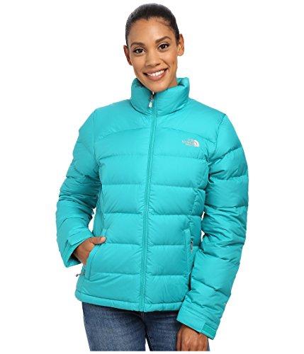 The North Face Women's Nuptse 2 Jacket, Kokomo Green MD