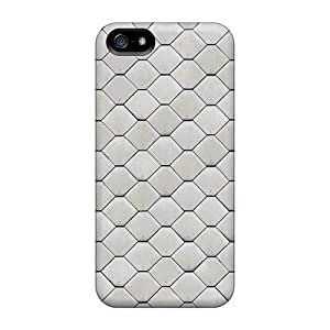 Iphone 5/5s Cases Slim [ultra Fit] Roof Texture Protective Cases Covers