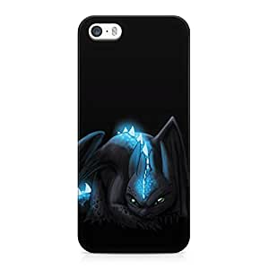 How To Train Your Dragon Toothless Hard Plastic Snap-On Case Cover For iPhone 5 and iPhone 5s