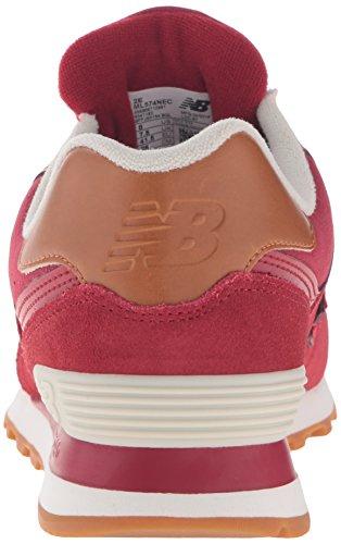 Sneaker Balance New Collegiate Pack Red Fashion Men Crimson ML574 aP4Yq