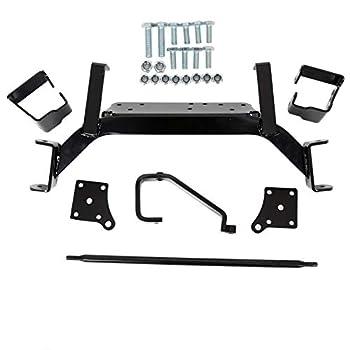 Image of Body Lift Kits 6' Drop Axle Lift Kits For 2001.5-2013 EZGO Golf Cart Electric TXT Model