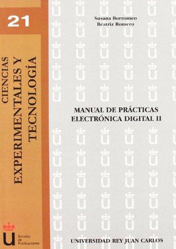 Descargar Libro Manual De Prácticas. Electrónica Digital Ii Susana Borromeo