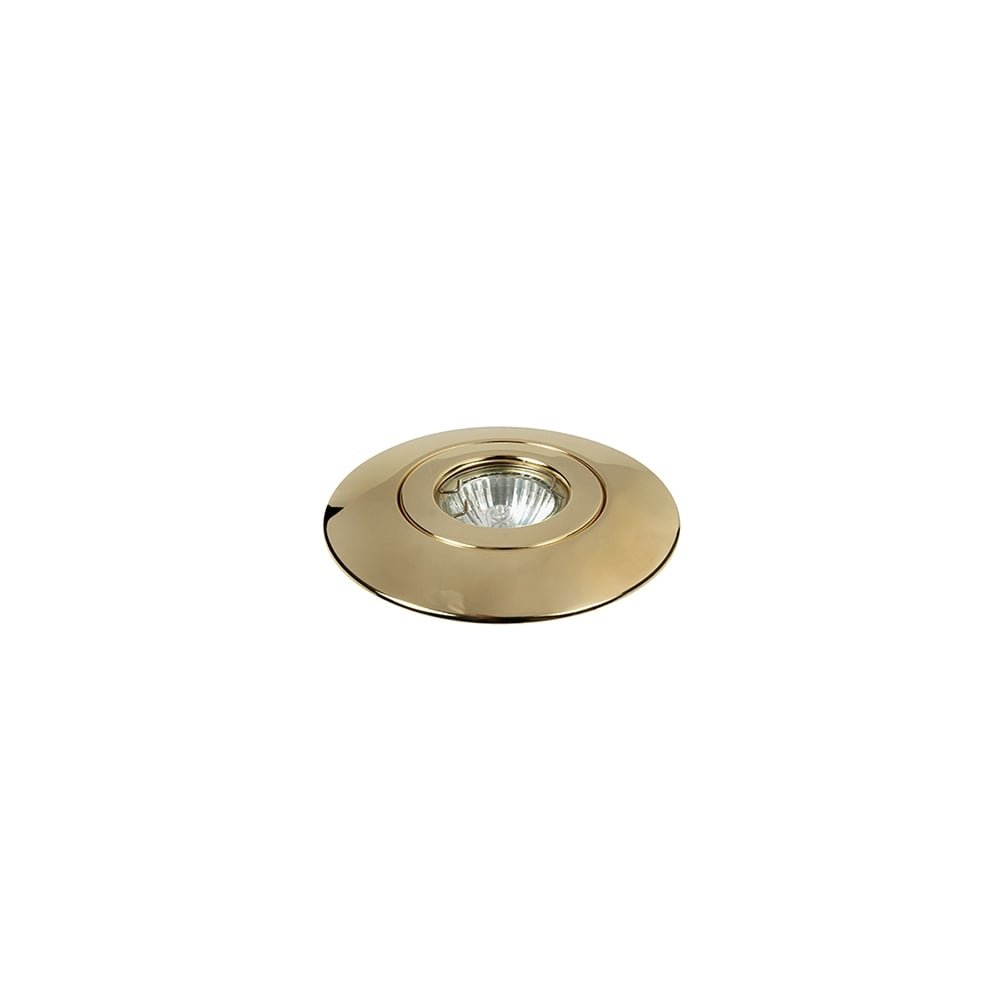 Ansell Brass Downlight Adpater Convertor Kit