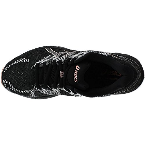 Asics Gel-Nimbus 20 Performance - Zapatillas de Running para Mujer - T850N.001 Black / Frosted Rose