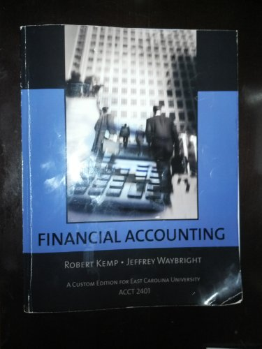 Financial Accounting (Recommended for East Carolina University)