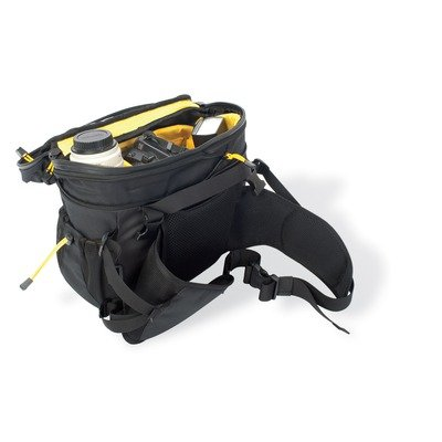 Mountainsmith Tour FX Recycled Camera Bag, Black, Outdoor Stuffs