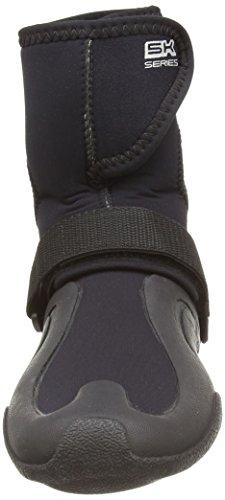 Neilpryde Sailing 5000 Serie-HC der Fa. rund 6 mm C1-UK 6 Stiefel, schwarz, Größe 6