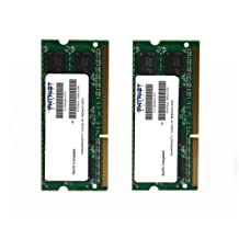 Patriot Memory Mac Series 8GB Apple SODIMM Kit 2X4GB DDR3 1333 PC3 10600 204Pin SODIMM PSA38G1333SK