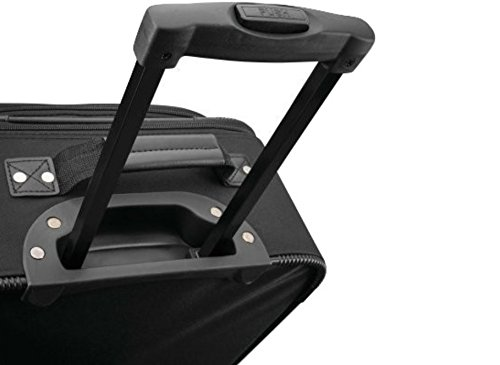 Black American Tourister Brewster 3-Piece Luggage Set